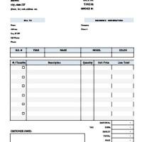 Garage Lease Agreement Sample Dandk Organizer - Garage repair invoice template