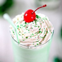 Shamrock Shake Recipe With Peppermint Extract